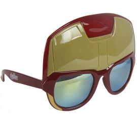 Gafas de Sol con media máscara de IronMan