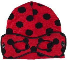 68bb9dc1f8 ... Casquette avec Mi Masque de Miraculous Ladybug 20x20 cm