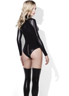 Lencería Sexy Body Efecto Mojado para mujer