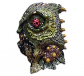 Masque de Poisson Zombie en Latex Halloween