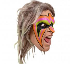 Máscara El Último Guerrero de la WWE