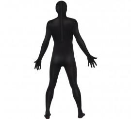 Mono segunda piel de color negro