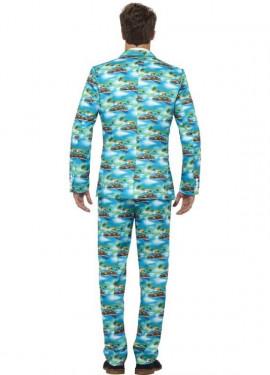 Déguisement Costume Hawaïen Aloha pour homme plusieurs tailles
