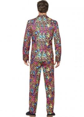 Traje Divertido Multicolor para hombre