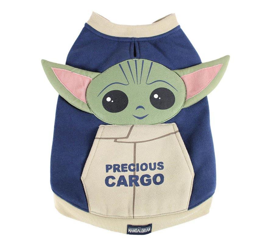 Sudadera para Perro Baby Yoda de The Mandalorian Star Wars-B