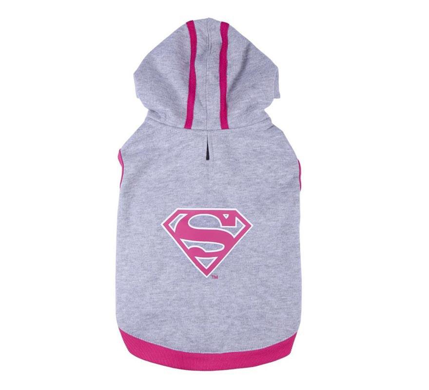 Sudadera para Perro de Supergirl-B