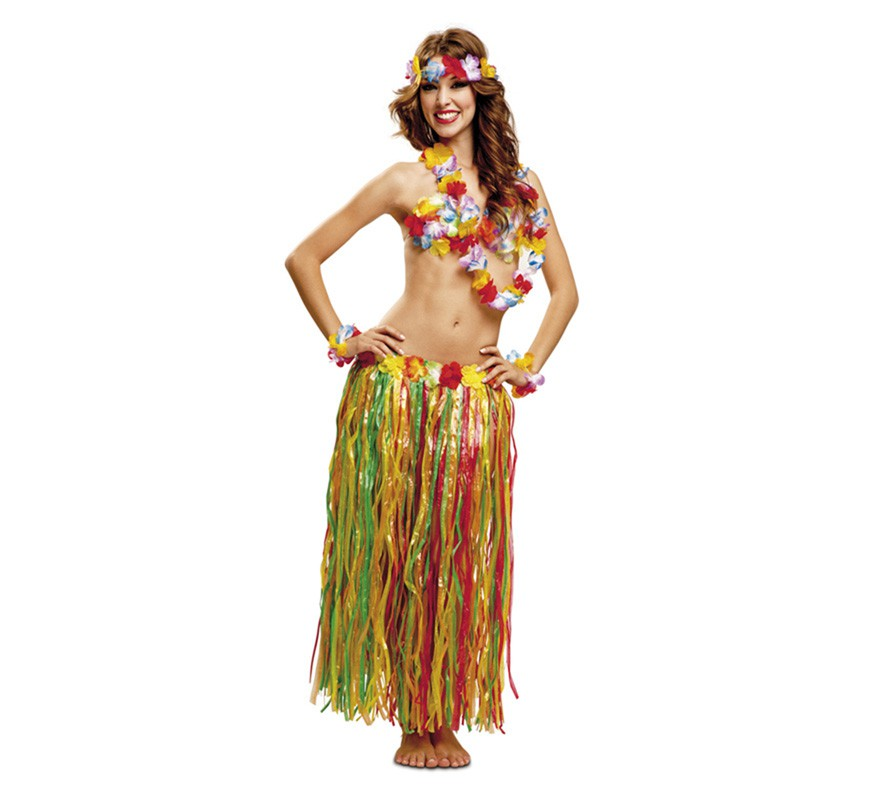 Ropa para fiesta tematica hawaiana