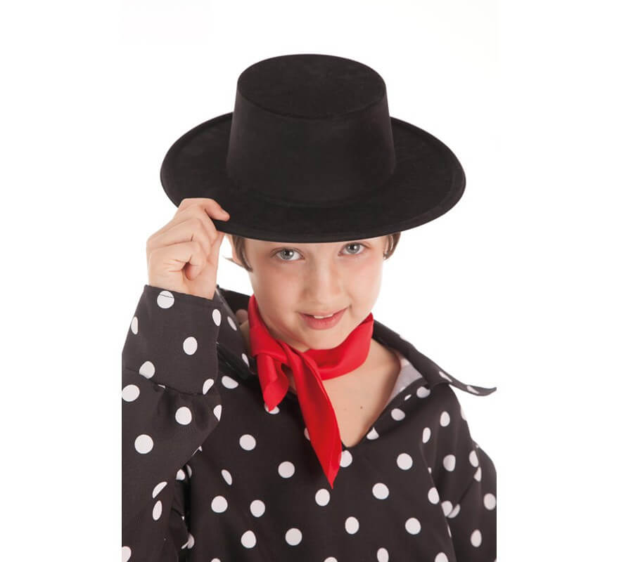 Sombrero Cordobés Negro 2698d91d08f