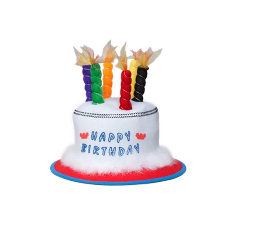 a6efe138eed Gorros y Sombreros para Cumpleaños y Aniversarios · Disfrazzes