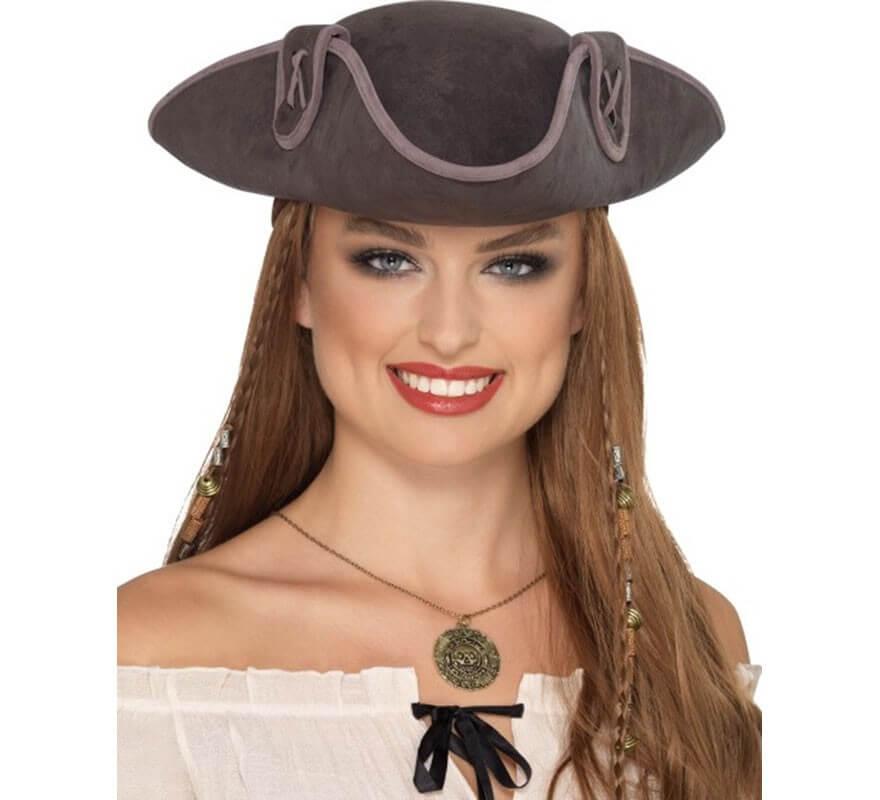 Gorros y Sombreros para Disfraces de Piratas d3da1e5f559