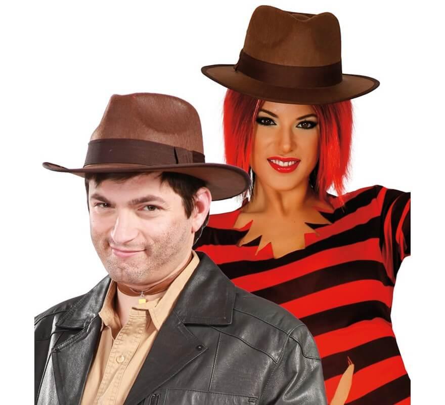 Sombrero de Indiana Jones para adultos 0ad69365a78