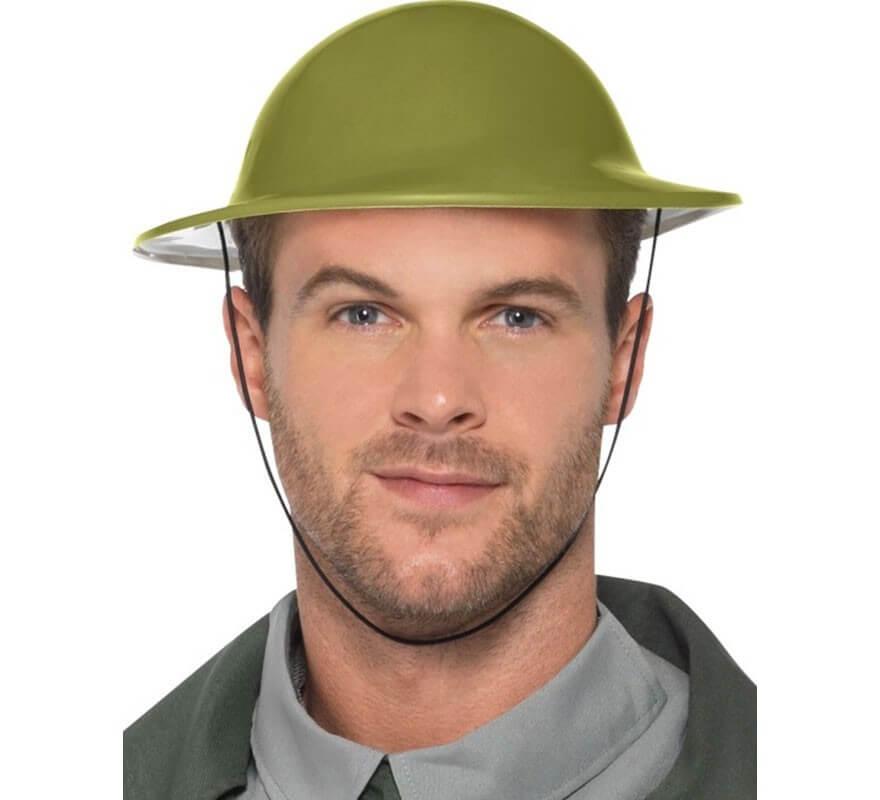 beau achat authentique chaussures de tempérament Chapeau de Soldat Britannique Vert