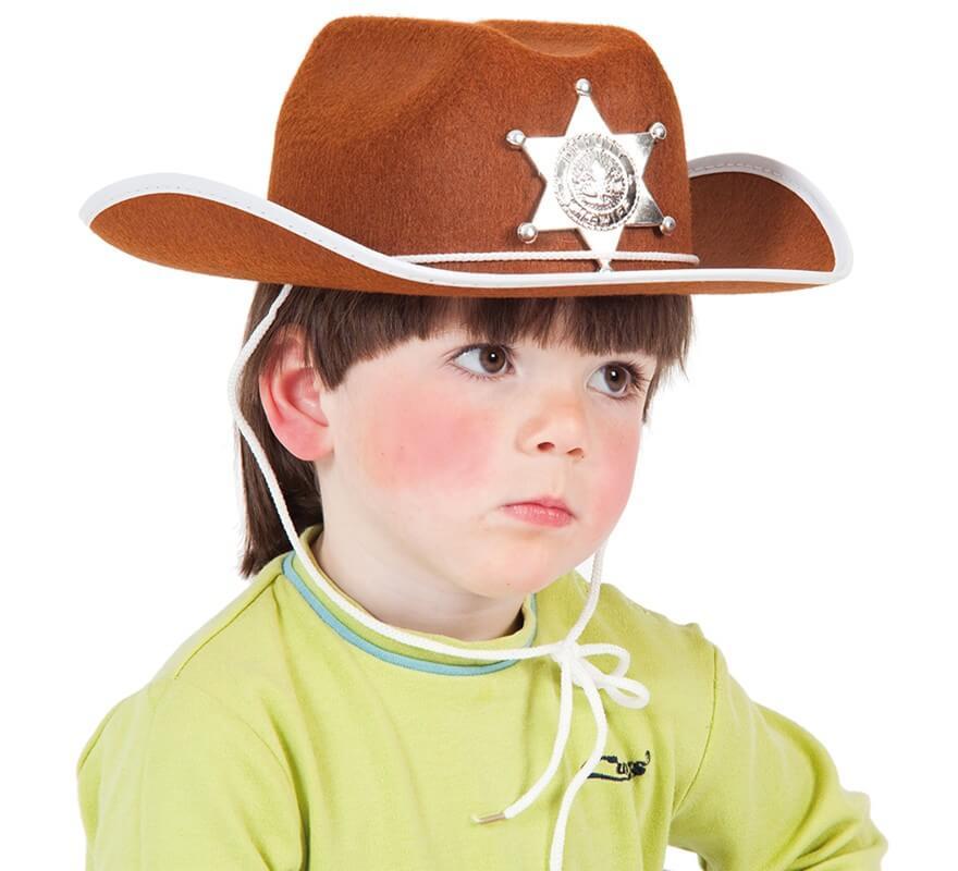 85d3934fab1bd Gorros y Sombreros para Disfraces de Indios y Vaqueros del Oeste