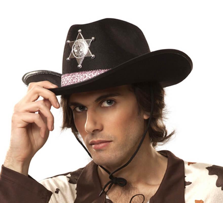 Gorros y Sombreros para Disfraces de Indios y Vaqueros del Oeste 0a706b8a56f