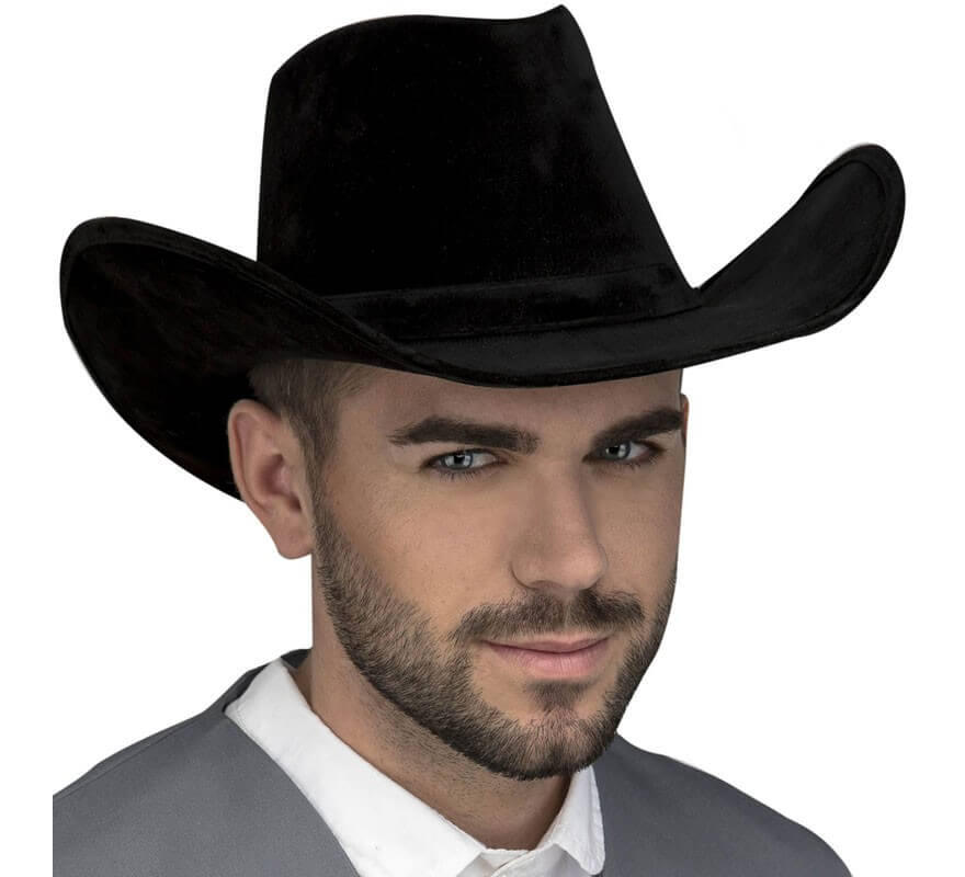 ae14d0d5557f7 Sombrero del Oeste Negro