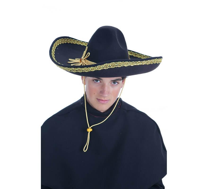 Gorros y Sombreros para Disfraces de Mexicanos y Mariachis · Disfrazze 9b7a11710a9