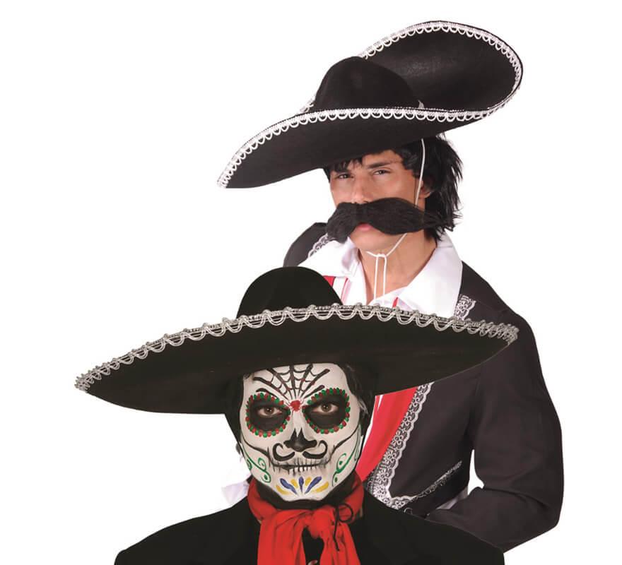 Sombrero Mexicano o de Mariachi de fieltro c3b1e91978f