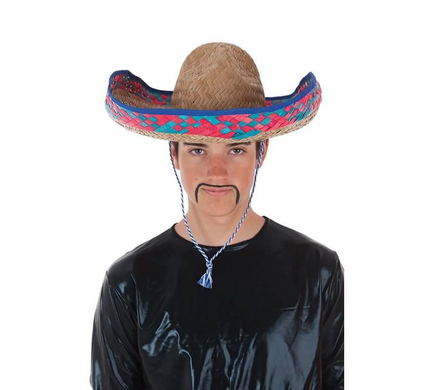 Sombrero Mexicano de Paja d256c9a1bb8