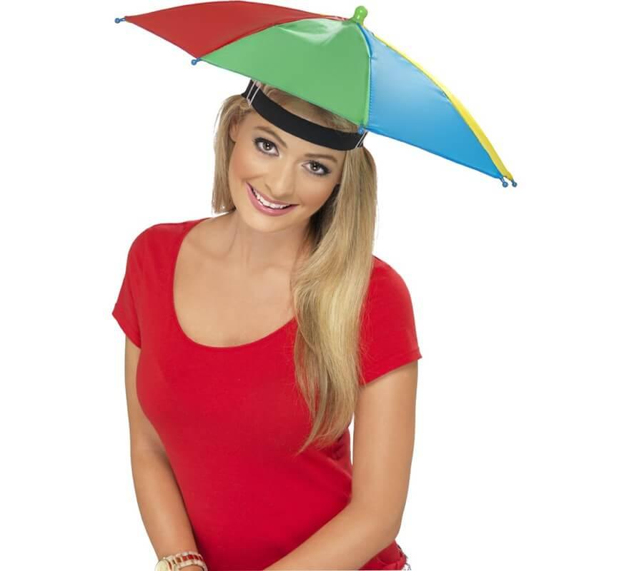 Sombrero Paraguas multicolor 3d61820880f