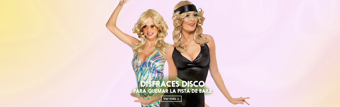 Disfraces Disco