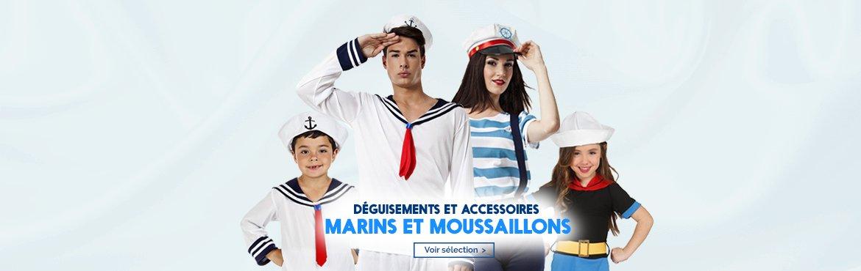 deguisements marins