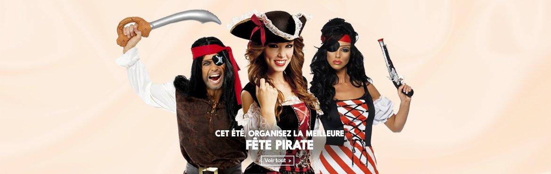 deguisements pirate