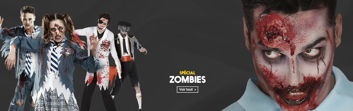Special zombies