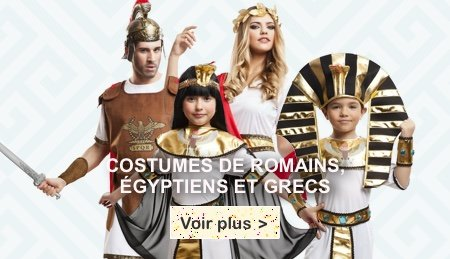 Deguisements Romains