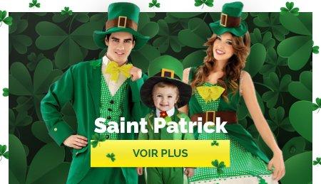 Deguisements Saint Patrick