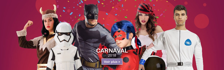 Deguisements Carnaval